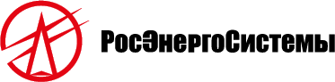 Логотип Росэнергосистемы