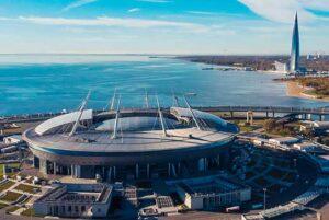 """стадион """"Газпром Арена"""""""