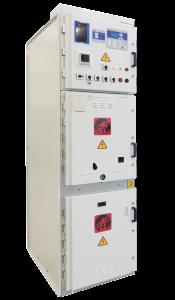 Комплектное распределительное устройство типа КРУ-РЭС